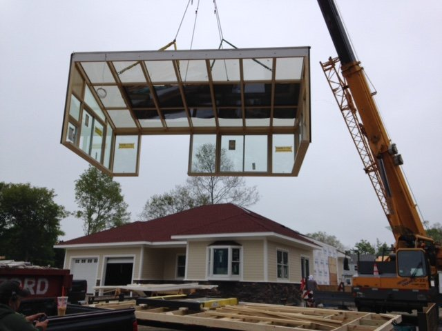 sunroom installations in Methuen, MA